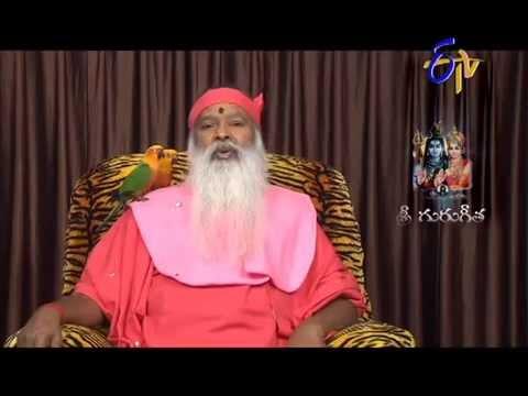Sri Guru Gita - శ్రీ గురు గీత - 18th October 2014 - Episode No 290