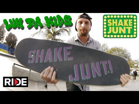 Lizard King, Cyril Jackson & More - Luh Da Kids at Westchester Park - Shake Junt