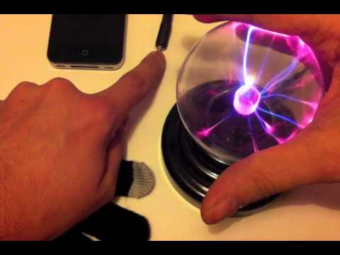 Fun things you can do with a Plasma ball