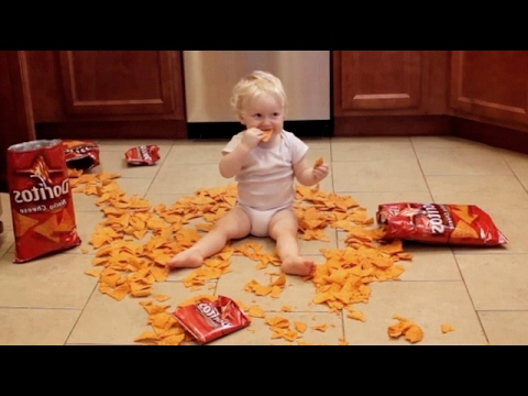 IMPOSSIBLE NOT TO LAUGH - The funniest BABY & KID fails ever!