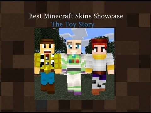 Best minecraft skins showcase free toy story minecraft skins ep 1 youtube - Planetminecraft com ...