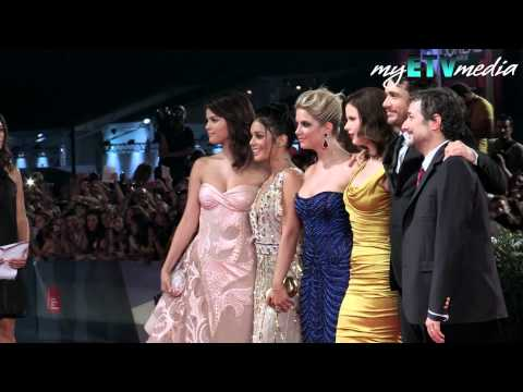 Selena Gomez on the Red Carpet at the Spring Breakers Premiere Venice thumbnail