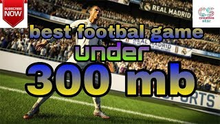 Top footbal game in 300 mb (official video)