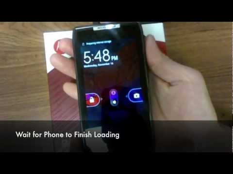 UNLOCK MOTOROLA RAZR XT910 (Android) - How to Unlock The New Razor 4G LTE by Sim Unlocking Code