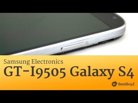 Test: Samsung GT-I9505 Galaxy S4 | BestBoyZ