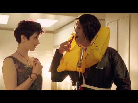 An Unexpected Briefing | Air New Zealand Safety Video Boing 777-300 The Hobbit