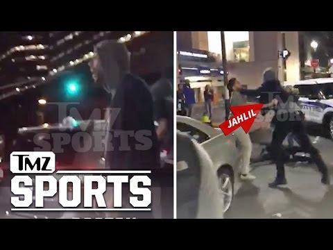Un jugador de la NBA, a las piñas a la salida de un boliche