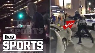 NBA's Jahlil Okafor -- STREET FIGHT ... KO's Man In Boston