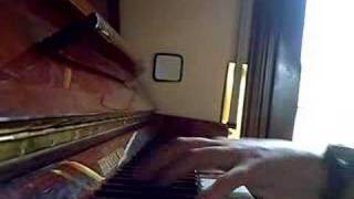 Fly me to the moon (piano improvisation)