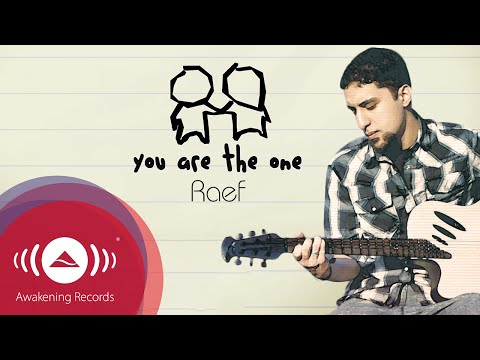 Raef - You Are The One | Album Available Now