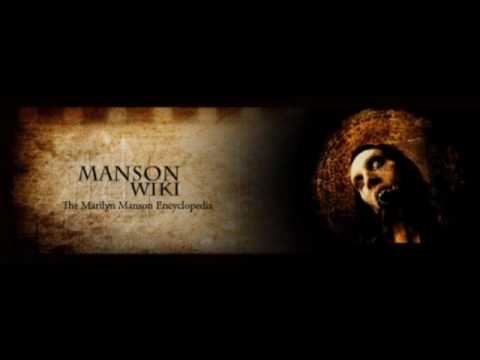 Marilyn Manson - Blank And White
