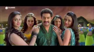 South Super Hit Song  2016 Hindi Dubbed Movie With Telugu Songs   Jr NTR