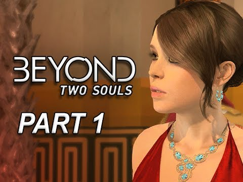 Beyond Two Souls Walkthrough Part 1 - Prologue The Experiment (Let's Play Gameplay Commentary)