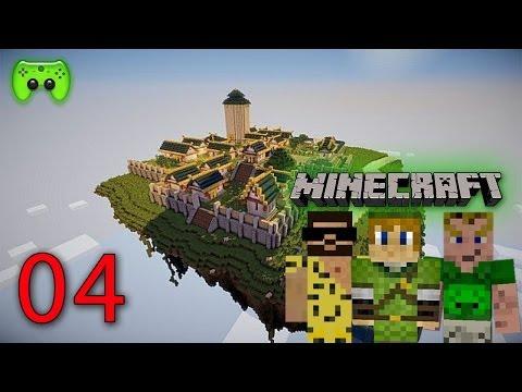 MINECRAFT Adventure-Map # 4 - Parkour Showdown «» Let's Play Minecraft | HD