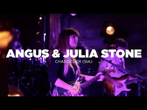 Angus and Julia Stone - Chandelier (Sia Cover) - Naked Noise Session