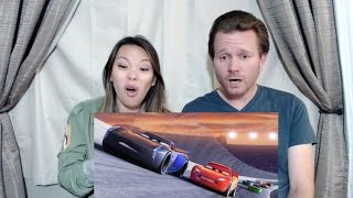 """""""Cars 3"""" Extended Sneak Peek Trailer Reaction and Review"""