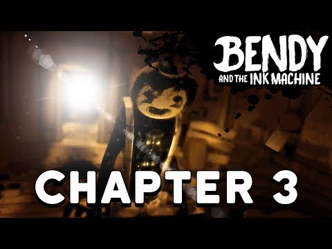 Bendy & The Ink Machine Chapter 3 || Sammy Fan Trailer