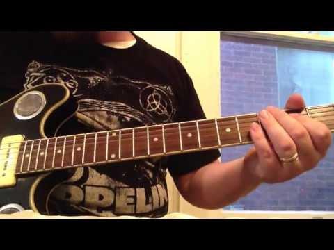 TNTs Blues Corner E11:  Eastwood Guitars Delta 6 circa 2007...