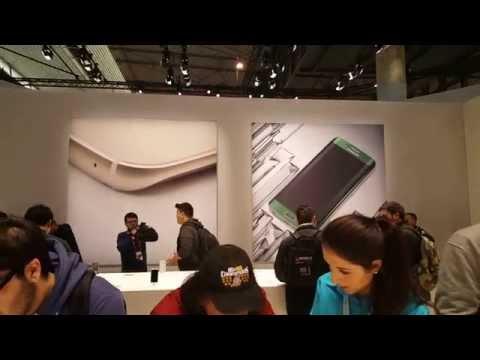 Prova video Samsung Galaxy S6 4K da TuttoAndroid.net | MWC 2015