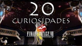 20 CURIOSIDADES DE FINAL FANTASY VIII | NO LAS TIPICAS [Franfu]