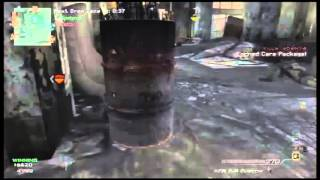 MOST EVER MW3 SPINNING UAVs