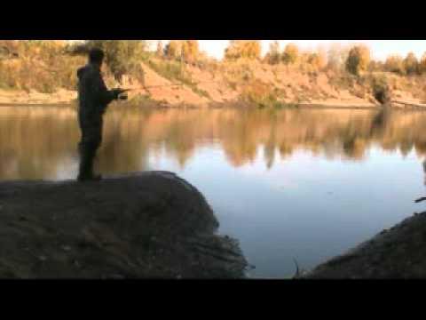 рыбалка на реке куя
