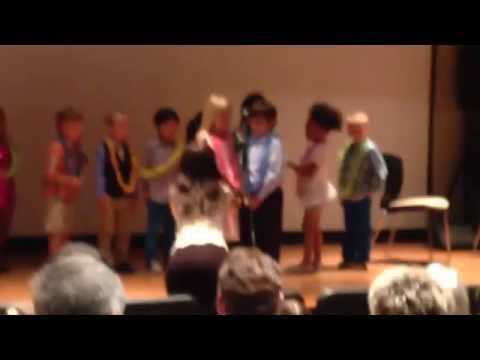 New Morning School Kindergarden final performance