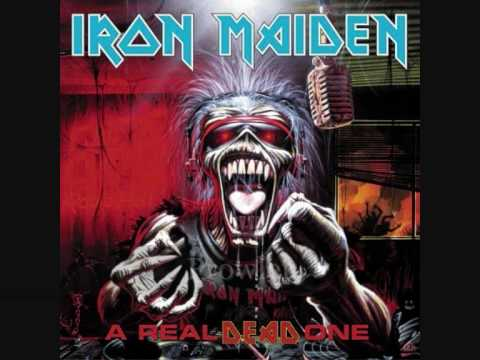 Iron Maiden - album A Real Dead One (all songs)
