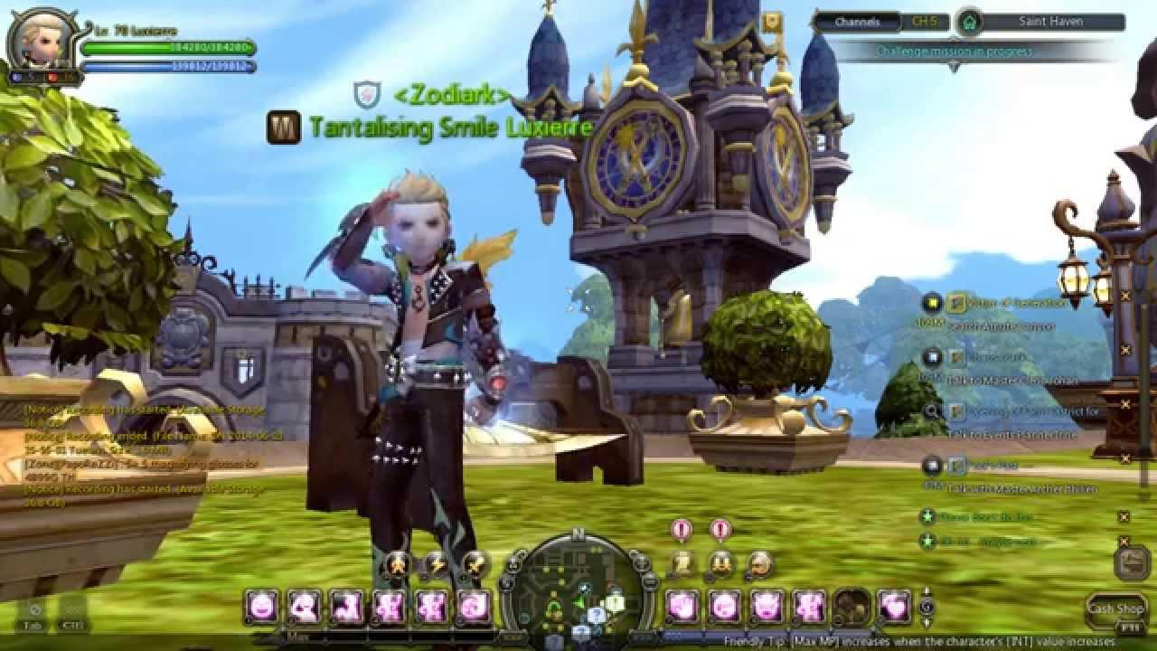 Raven Skill Build Level 70