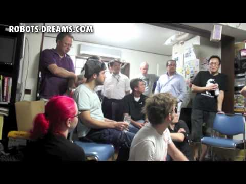 Lady Ada & Phillip Torrone @ Tokyo Hackerspace - Q&A Open Discussion