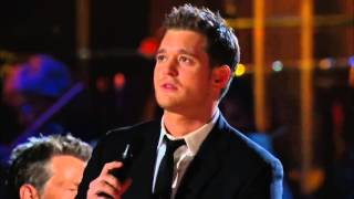 Blake Shelton Video - Michael Buble and Blake Shelton - Home