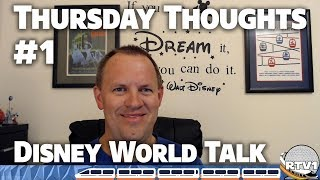 Thursday Thoughts: Disney Entertainment Cuts, The Skyliner, and Epcot Forever