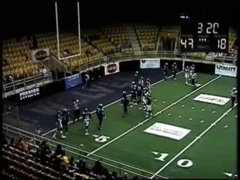 Dayton Sharks VS Saginaw Sting 3 24 13 Arena Football CIFL