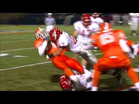HARD HIT HOW TO MAKE A TACKLE IN AMERICAN FOOTBALL