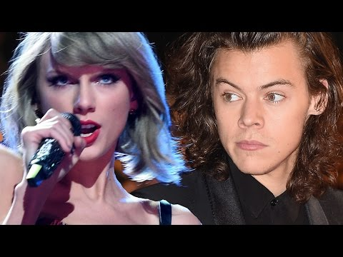 7 Taylor Swift Lyrics About Harry Styles