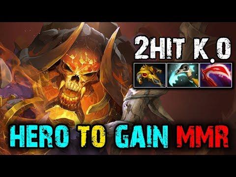 [Clinkz] This is The Best Hero to Gain MMR in 7.17 | Dota 2 FullGame