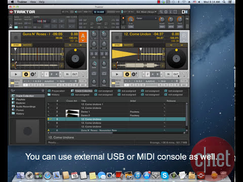Traktor Pro for Mac - Explore the creative possibilities of mixing - Download Video Previews