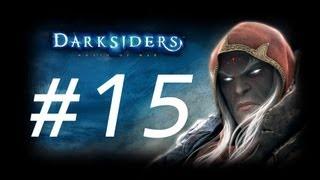 Darksiders wrath of war прохождение паука