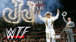 WWE RAW WTF Moments   Two Hours One Match