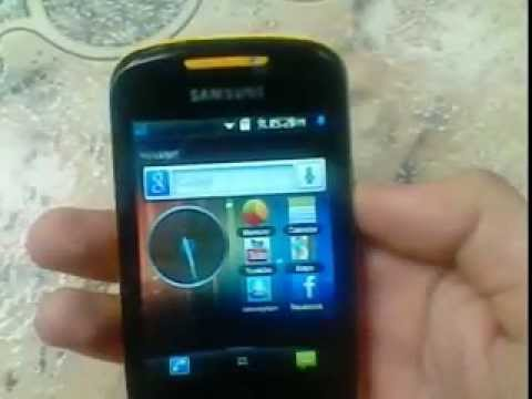 Samsung Corby 2 Cfw Full Android video