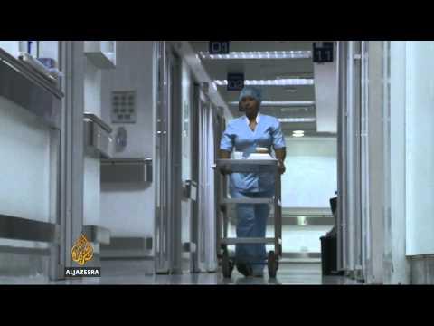 Venezuela health system in crisis