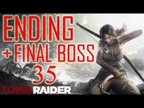 Tomb Raider - ENDING HD + Final Boss 