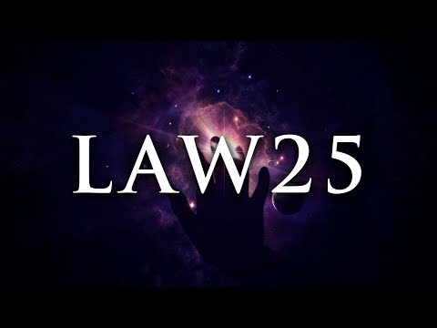 LAW 25 RECREATE YOURSELF | 48 LAWS OF POWER VISUAL BOOK SUMMARY (ROBERT GREENE)