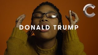 One Word | Donald Trump | Black Women