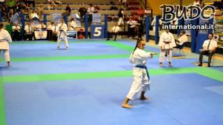 Lisa Pivi - Kata Hanan - 29° Lignano Karate Open 2014 - Budo International