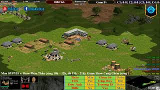 AoE 44 Random BiBiClub vs Game TV Ngày 07-05-2018