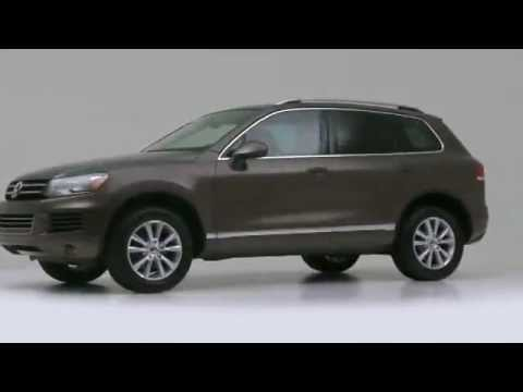 2013 Volkswagen Touareg Video