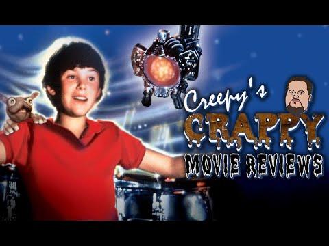 Creepy's Crappy Movie Reviews: Flight Of The Navigator