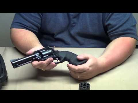 Ruger Blackhawk Convertible 9mm/357 Mag Review