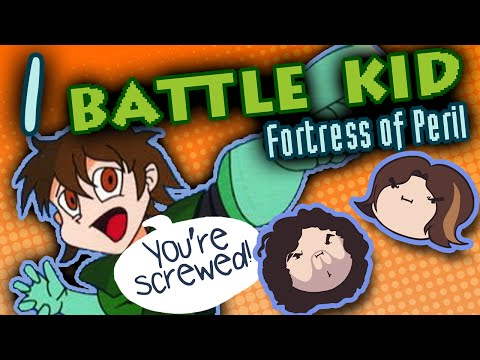 Battle Kid Fortress of Peril: Poo Castle - PART 1 - Game Grumps